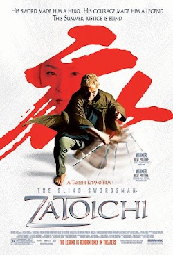 Kiếm Sĩ Mù - The Blind Swordsman: Zatoichi (2003) Poster