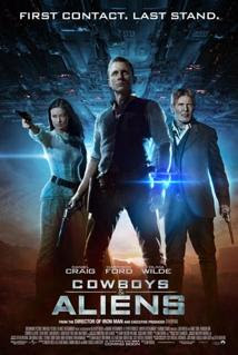 Cowboys y Aliens HD (2011) - Latino