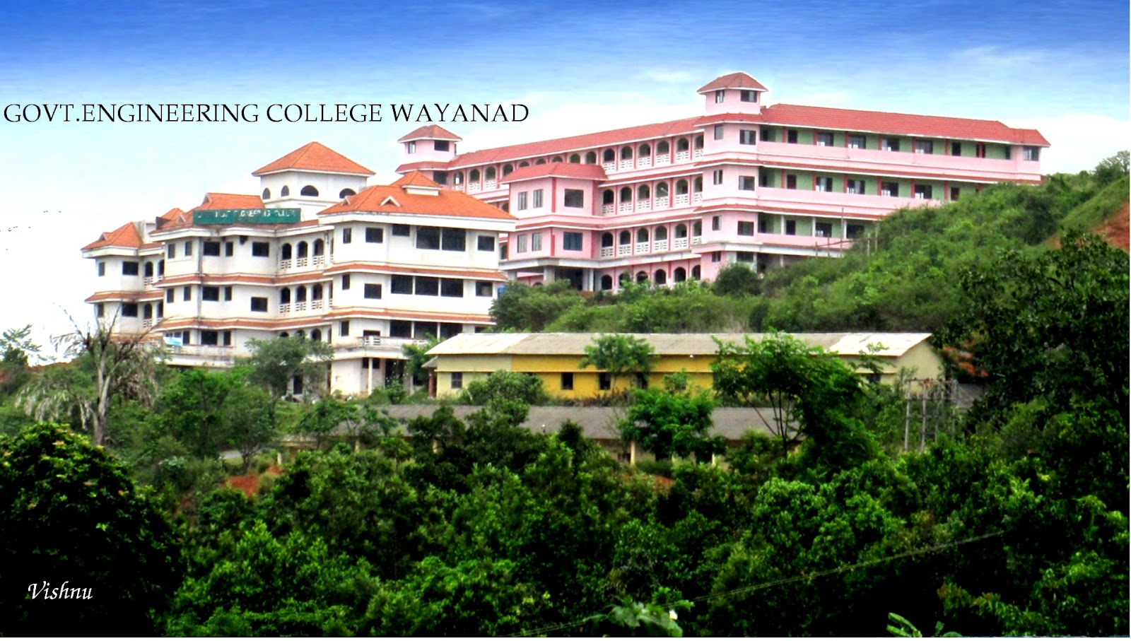 Govtengg College Wayanad on nature frames