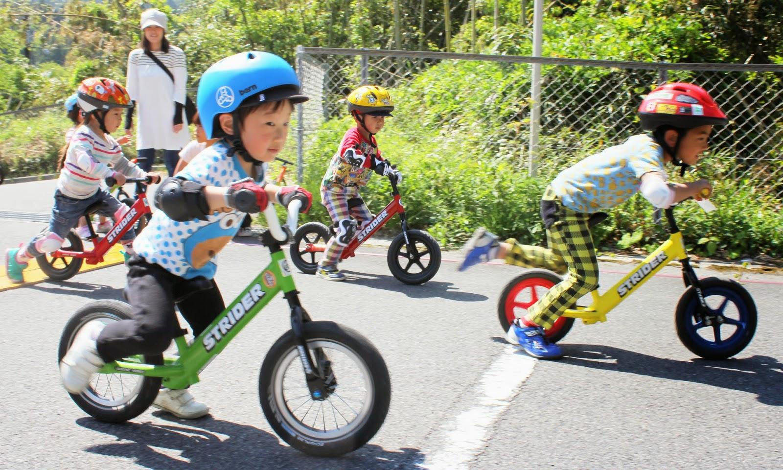 滋賀彦根新聞: 幼児向け自転車 ...