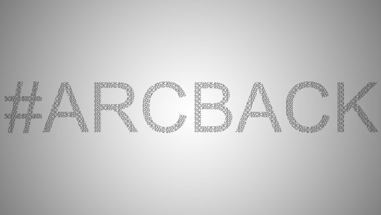 #ARCBACK
