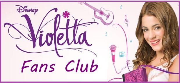 Bienvenidos a mi fan club de Violetta, aquí encontraran noticias ...