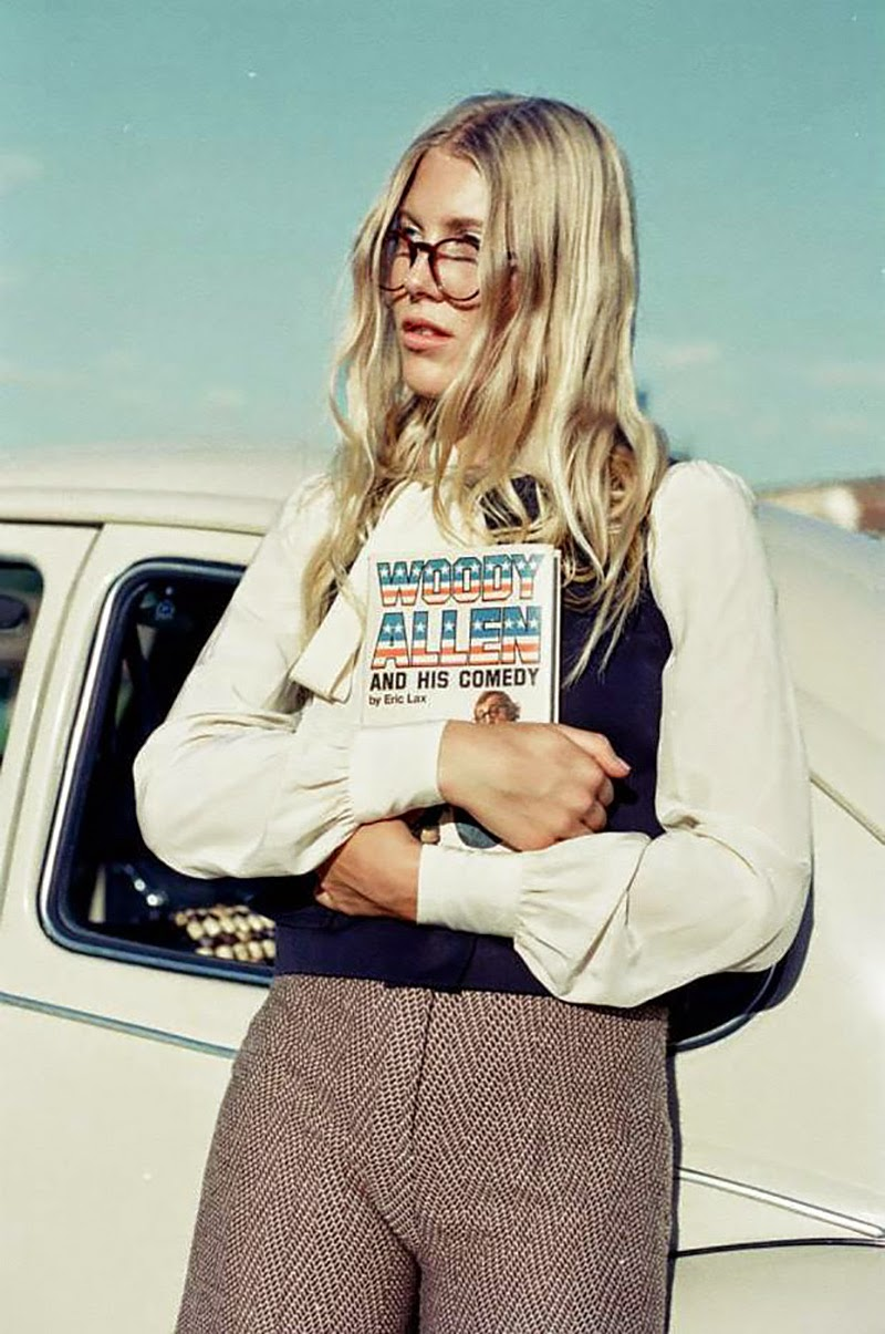 Stoned Immaculate Vintage look book goes '70s chic