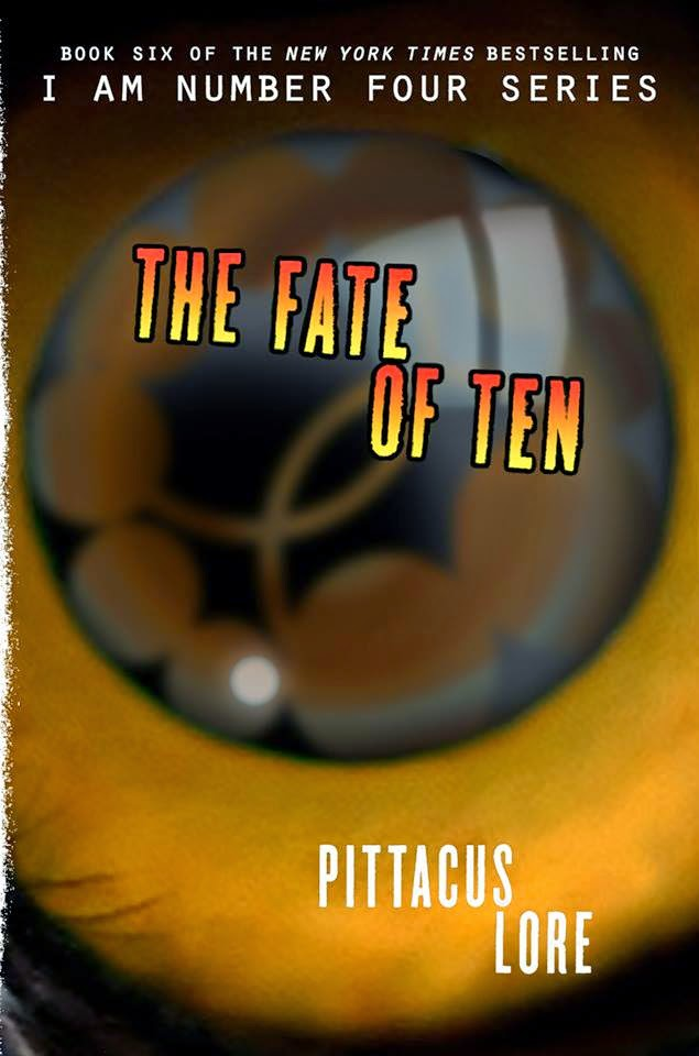 The Fate of Ten by Pittacus Lore