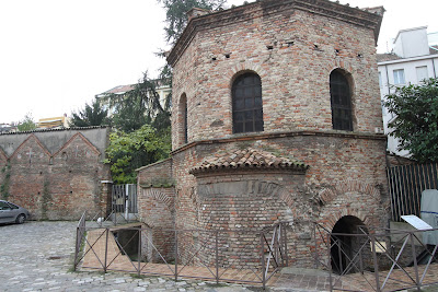 The Outside of the Arian Baptistry