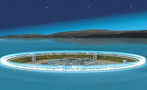 6 مدينة كاملة وسط الماء   تحفة معمارية أثرية تم اكتشفها حديثاً