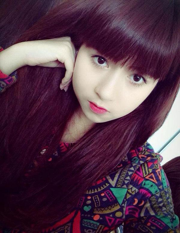 Ảnh gái xinh gái đẹp rất là cute 1