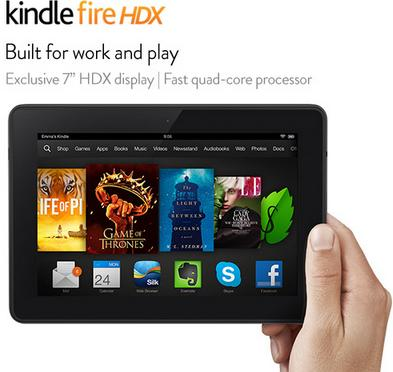 Amazon Kindle Fire HDX 7 2