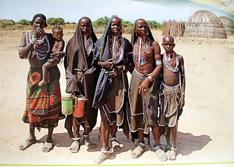 エチオピアの人々