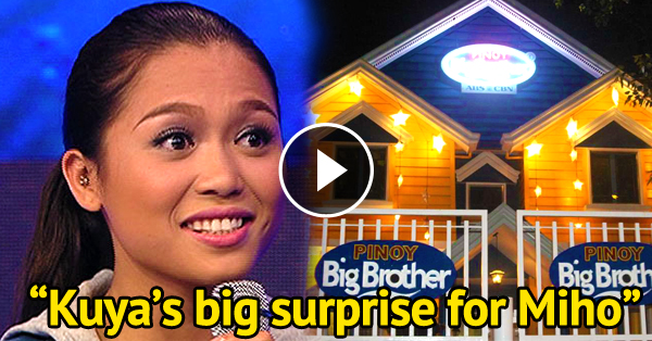 Big Brother Has a BIG Surprise For Miho!
