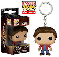 Sam Pop! Keychain