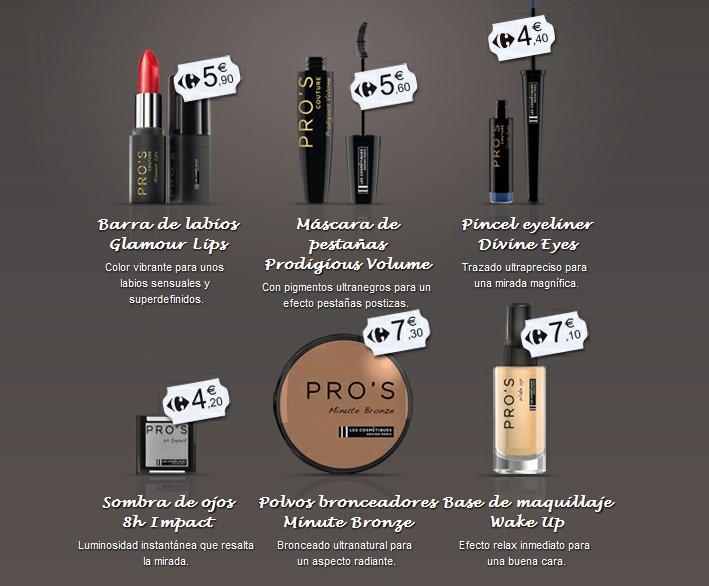 Con el lema \u0026quot;La belleza no es un lujo, es un derecho\u0026quot;, ha lanzado una linea de maquillaje profesional a precios muy competitivos.
