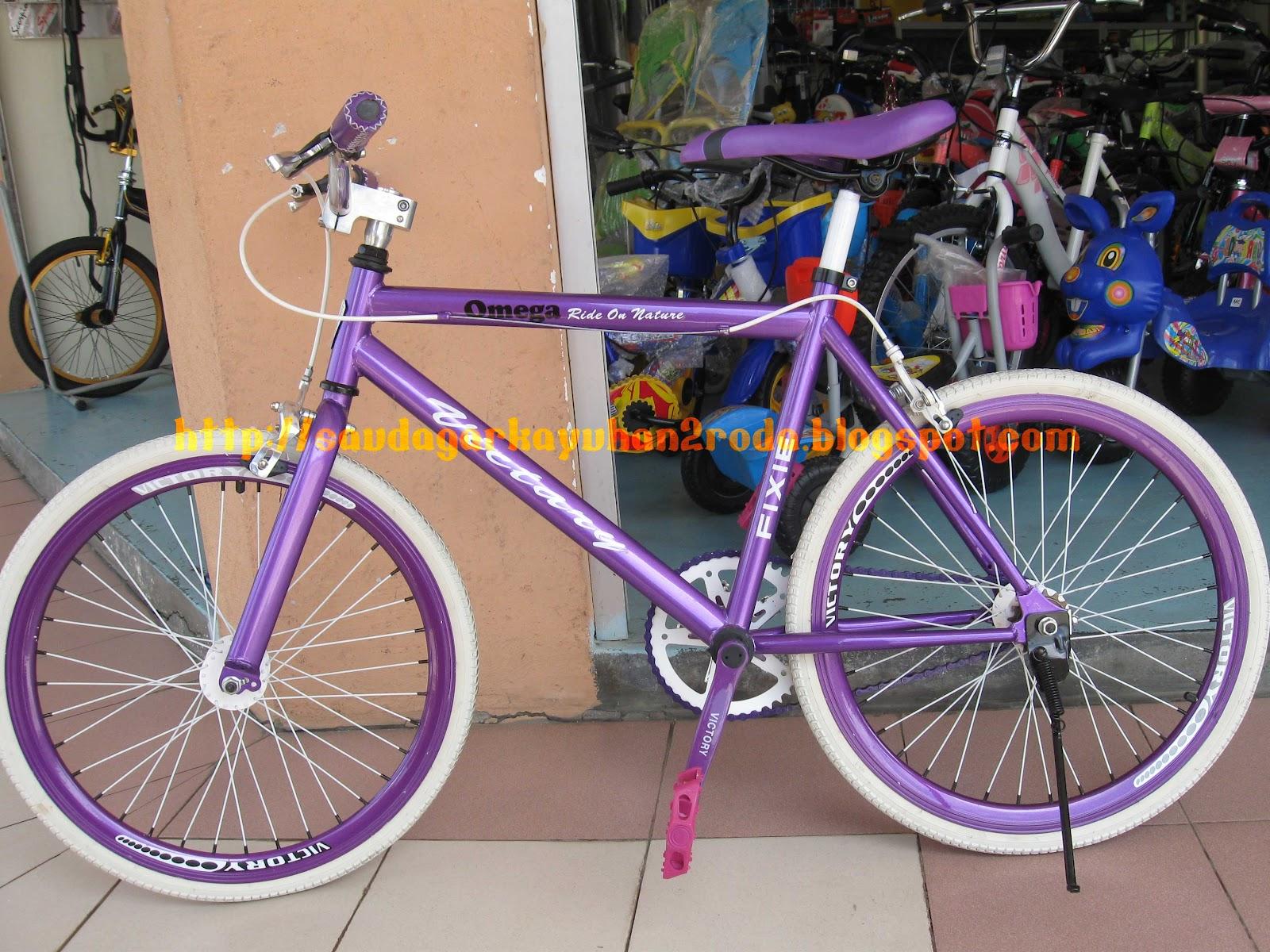 Kedai Basikal Saudagar Kayuhan 2 Roda Malaysia Bicycle
