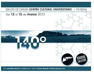 Música, danza y arquitectura en 140° presentado por Müuval Collective