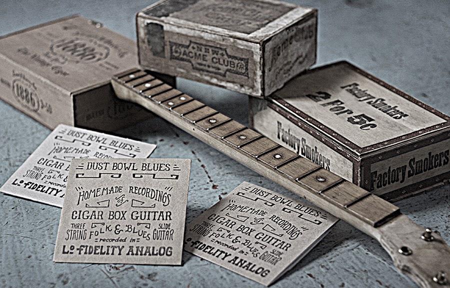 cigar box guitar music videos 2