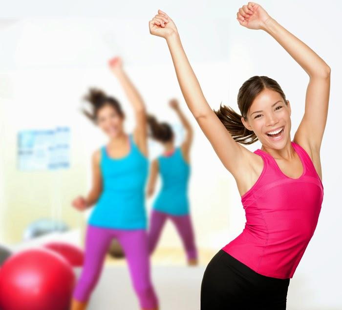 Tập thể dục nhịp điệu cũng rất tốt cho xương khớp