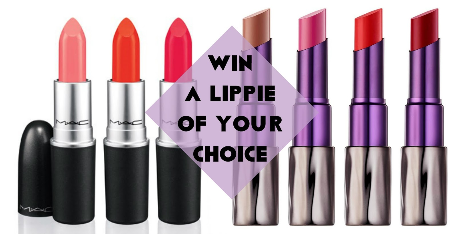 Birthday Giveaway: Win a Lipstick Of Your Choice