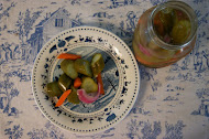 German Bread and Butter Fridge Pickles