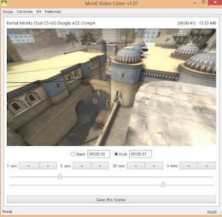 Moo0 Video Cutter İndir - Video Kesme
