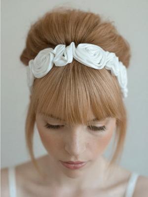 novias peinados accesorios