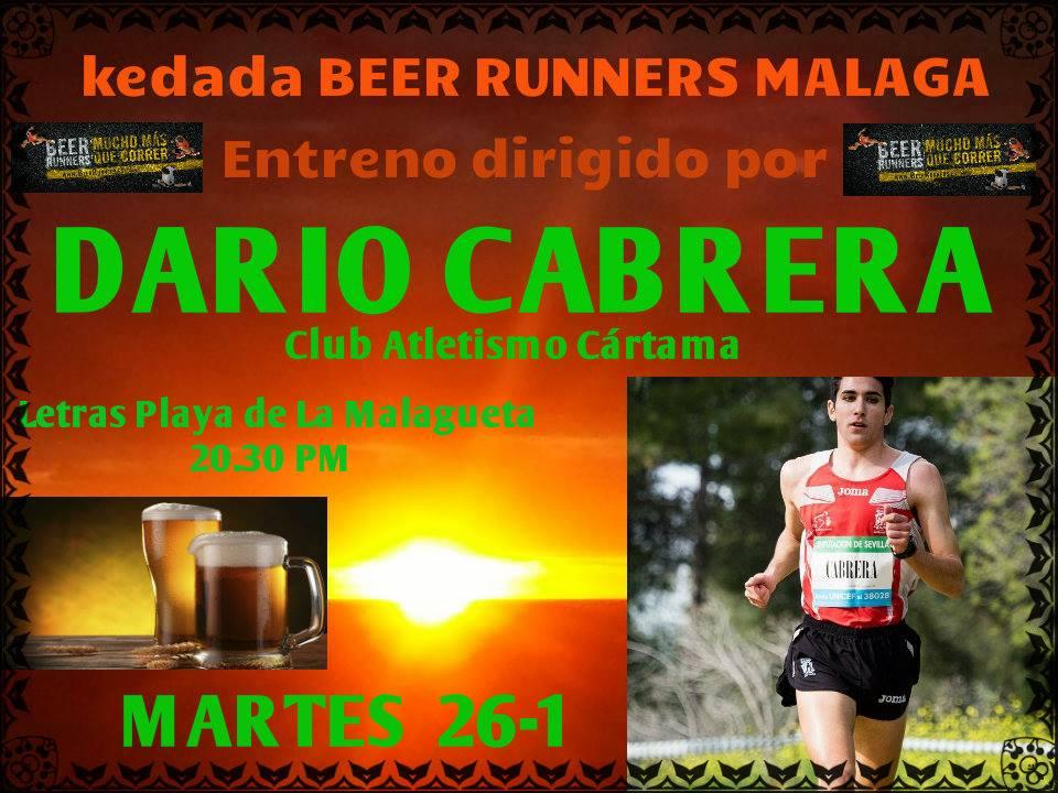 DARIO CABRERA