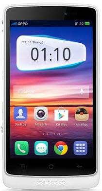 Smartphone Oppo Find Clover R815