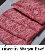 เนื้อวากิวราชาแห่งเนื้อจากแดนซามูไร