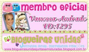Membro Oficial Blogueiras Unidas