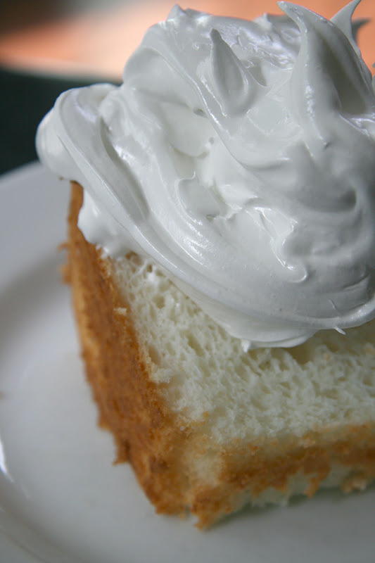 Minute Frosting Recipe For Angel Food Cake