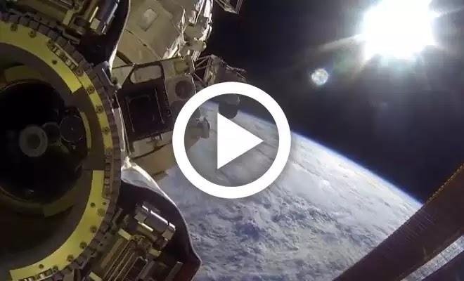 NASA: Αφήστε ό,τι κάνετε… Δείτε live εικόνα από το διάστημα!!! [Βίντεο]