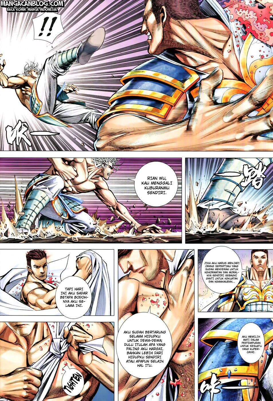 Dilarang COPAS - situs resmi www.mangacanblog.com - Komik feng shen ji 2 127 - mati tanpa penyesalan 128 Indonesia feng shen ji 2 127 - mati tanpa penyesalan Terbaru 4|Baca Manga Komik Indonesia|Mangacan