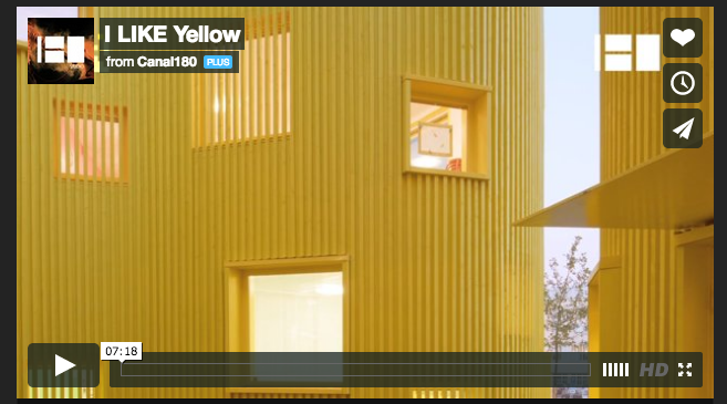 Daydreams abril 2014 i like yellow canal 180 in vimeo fandeluxe Images