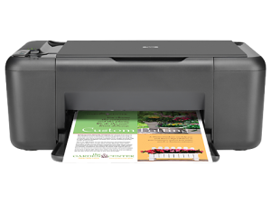 HP Deskjet F2483 All-in-One