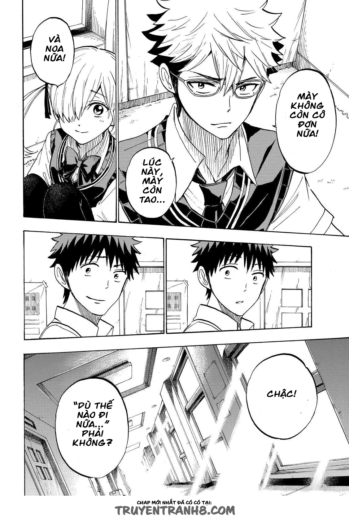 Yamada kun to 7 nin no Majo Chap 224 - Trang 18