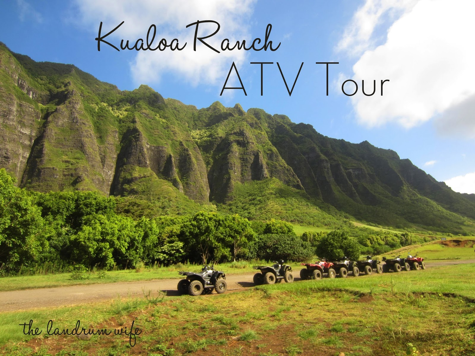 Hawaii Ranch Tours