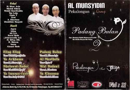 Album Al Munsyidin Vol. 11