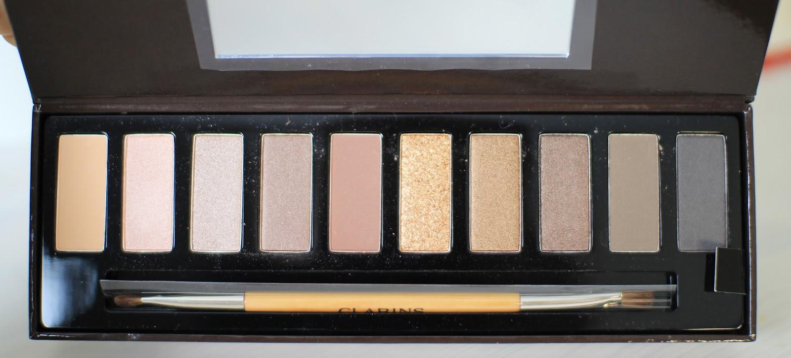 The Clarins Essentials Palette