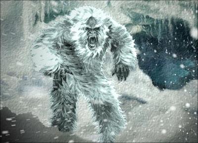 Yeti, satu dari 9 Makhluk Misterius yang Menggegerkan Dunia