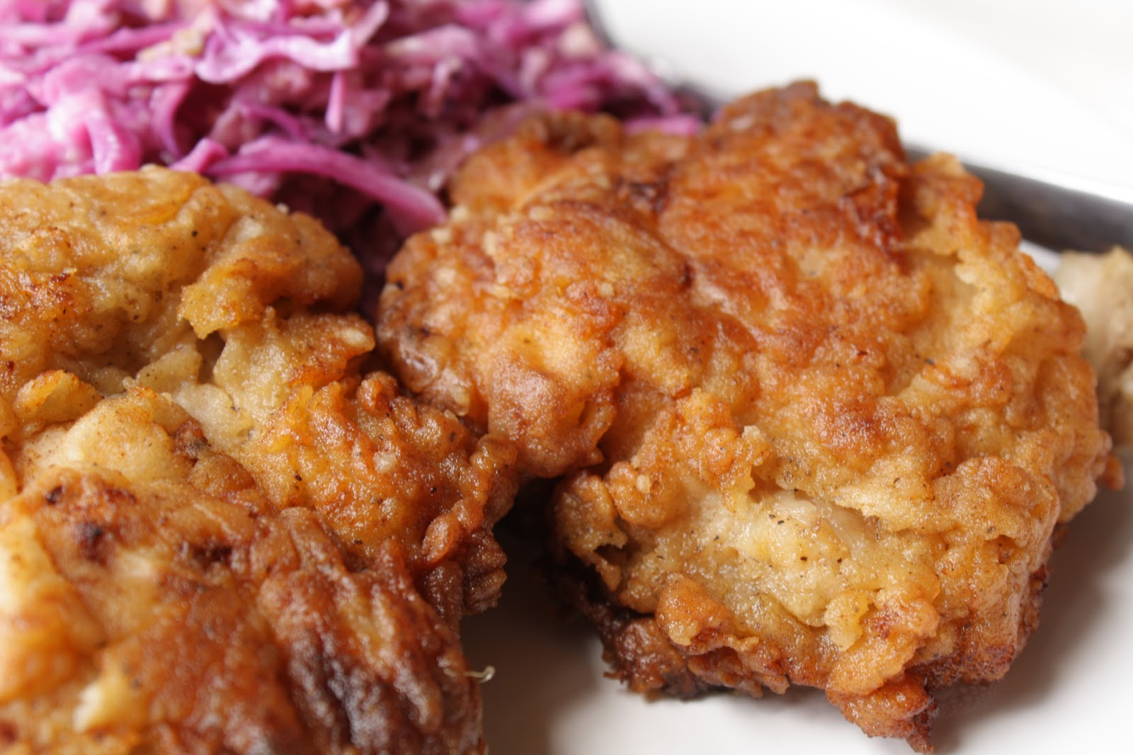 Buttermilk Fried Chicken Recipes — Dishmaps