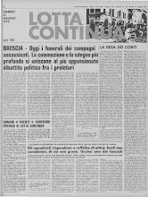 LOTTA CONTINUA 31 MAGGIO 1974