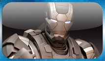Hot Toys: Iron Man 3 - War Machine Mark II MMS Diecast