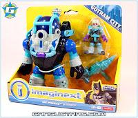 Toys R Us Gotham City exclusive Imaginext Mr. Freeze Robo 2015 toy Batman DC Super Friends