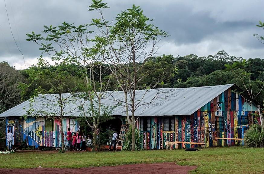 """Escuela Rural N° 940 """"Educación Para Las Primaveras"""""""