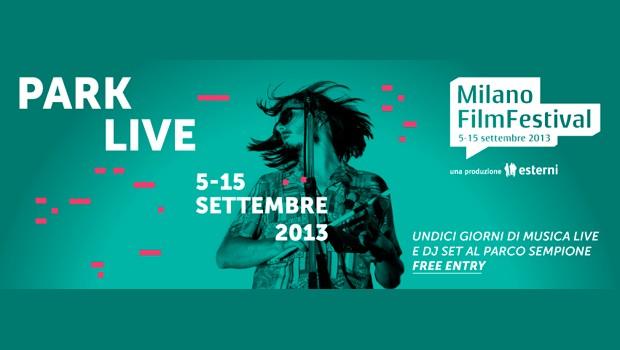 Parklive, concerti e djset ad ingresso gratuito dal 5 al 15 settembre a Milano Parco Sempione