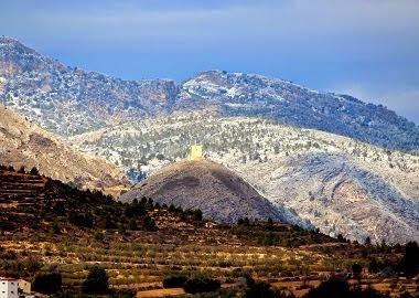 El Castell de Cocentaina.