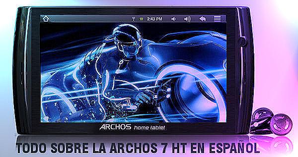 Archos 7 HT