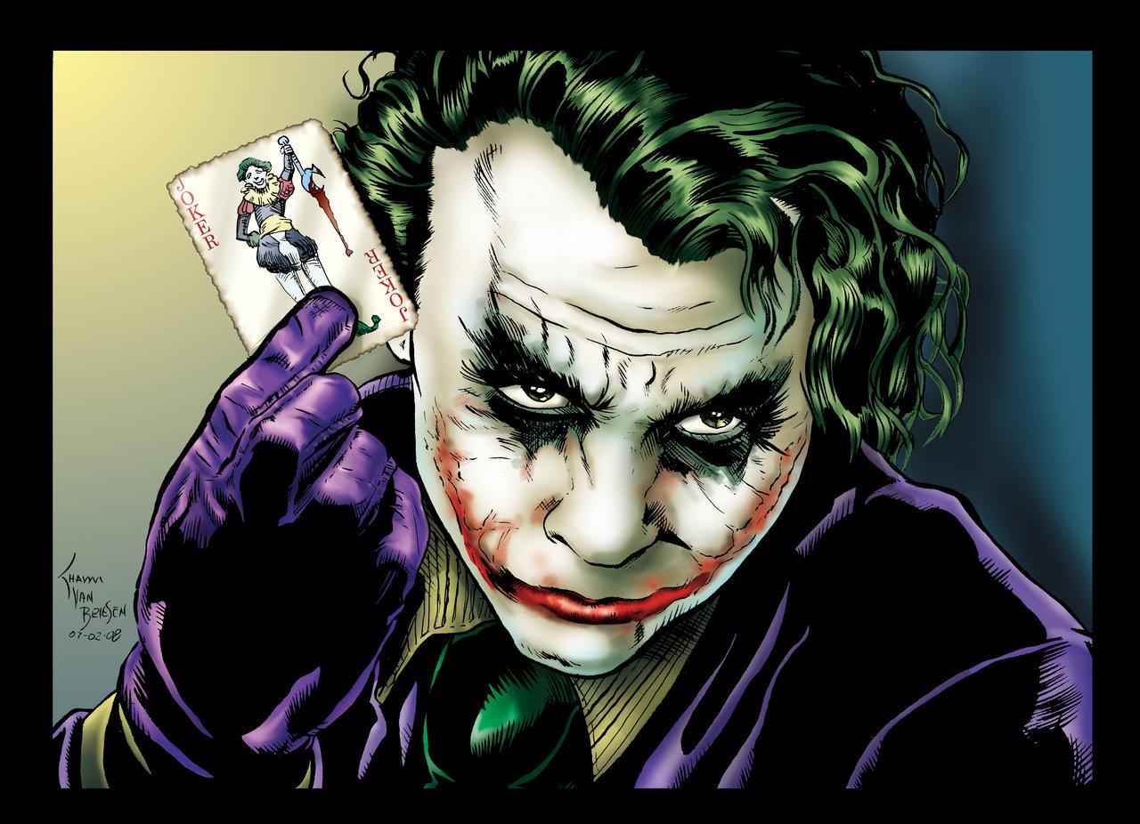 The joker v4 for Immagini joker hd