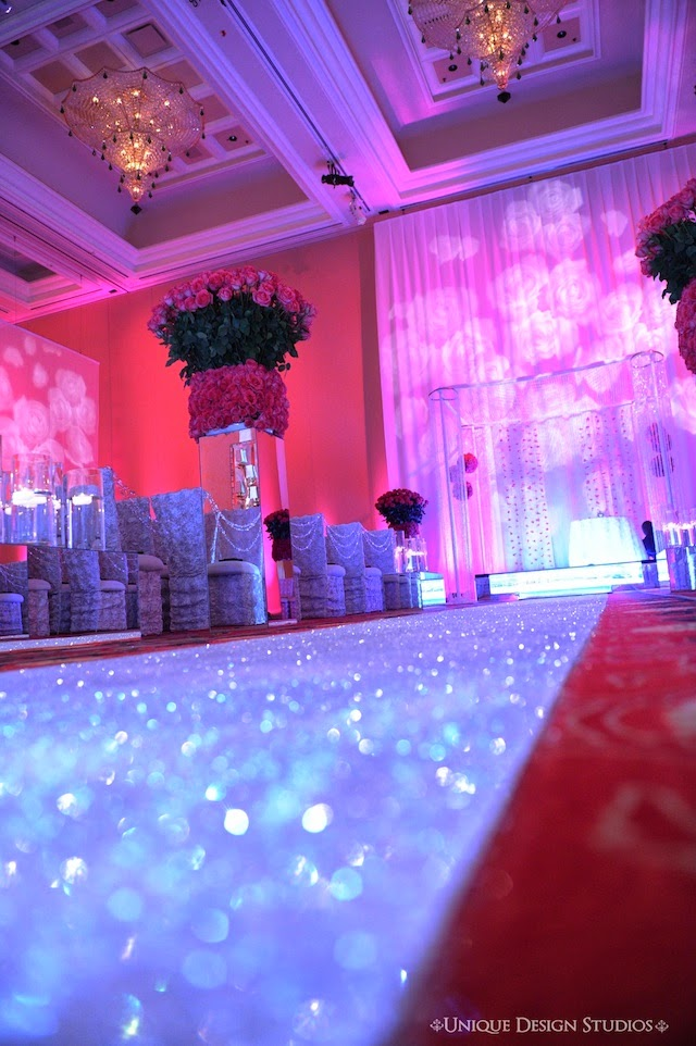Dream Design Weddings By Tiffany Cook Bring On The Bling Wedding