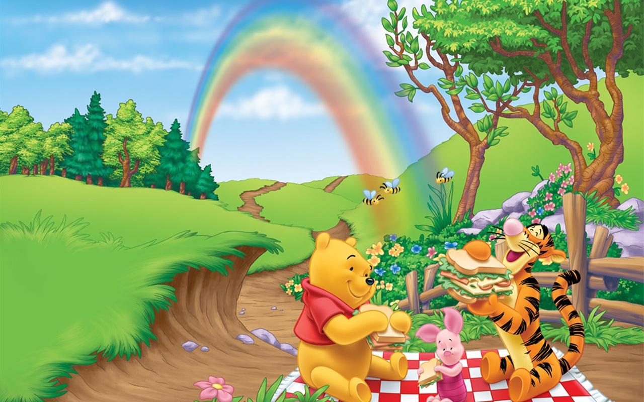 25 im genes de disney winnie pooh incluye navide as for Bebes disney jardin
