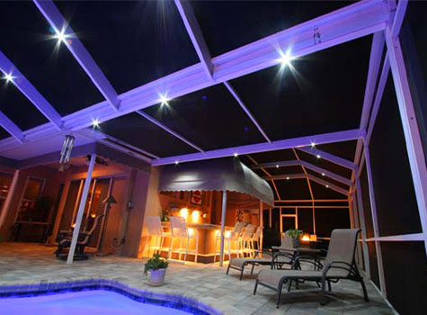 Nebula Light Rail System For Swimming Pool Patio The Best Of Furniture